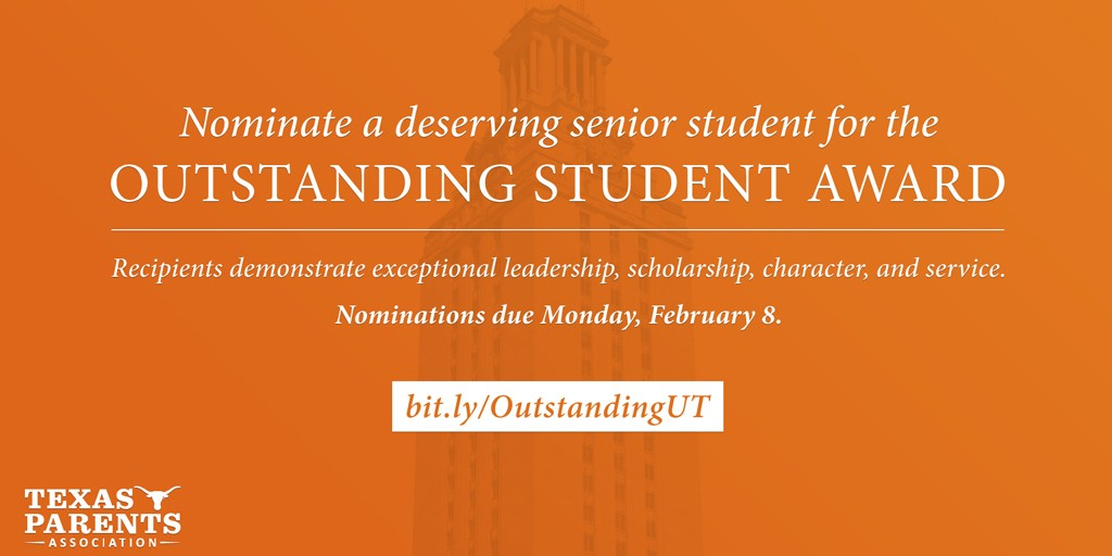 TP Outstanding Student Award