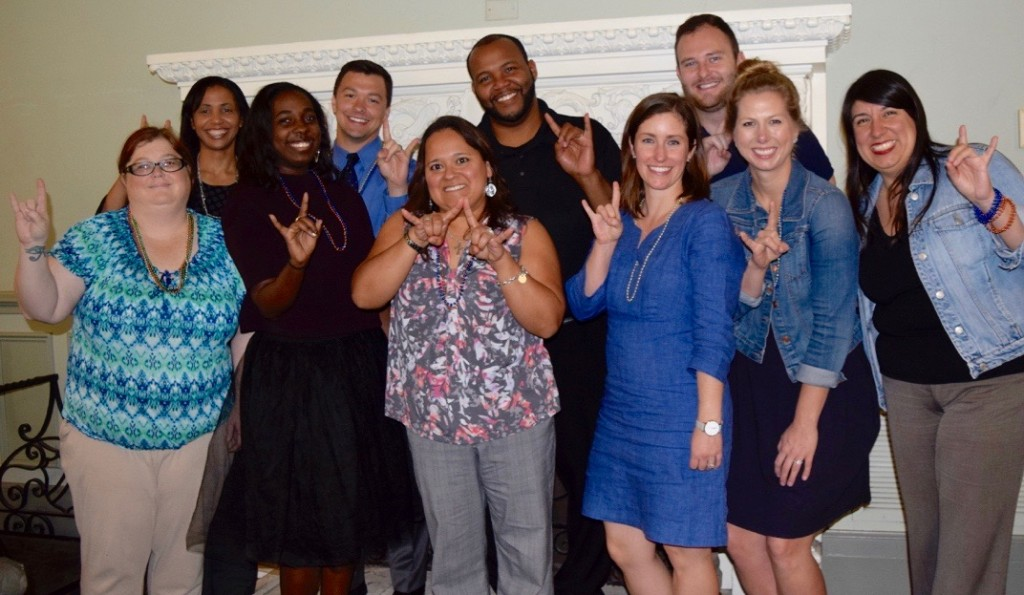 New Student Services staff use True Colors® to increase efficiency.