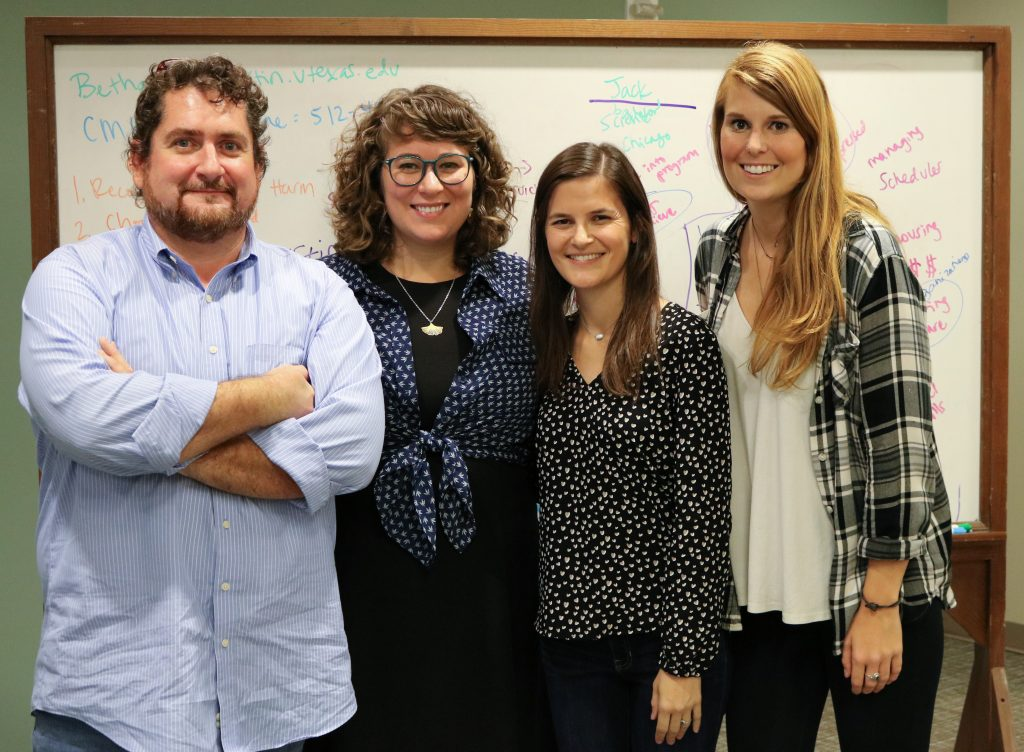 CMHC staff visit CSR