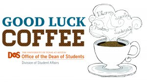 Good Luck Coffee Graphic
