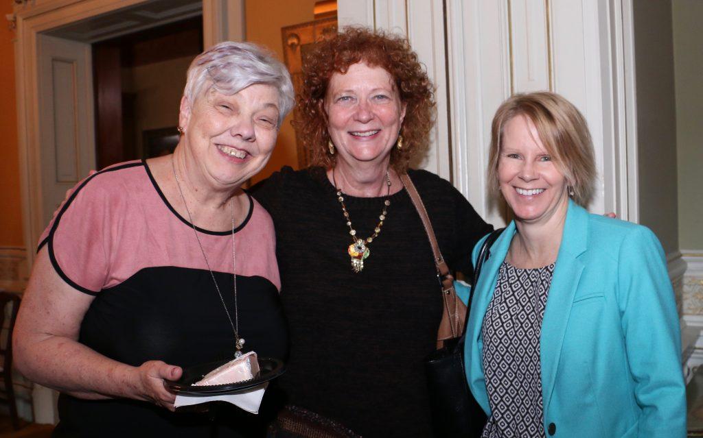 Janet Bensman retirement party