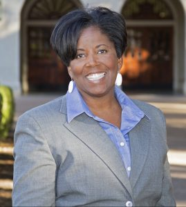 Soncia Reagins-Lilly, Vice President for Student Affairs and Dean of Students