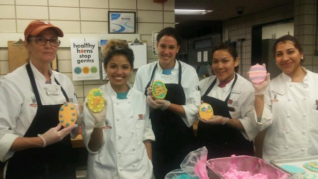 DHFS Bakery Team