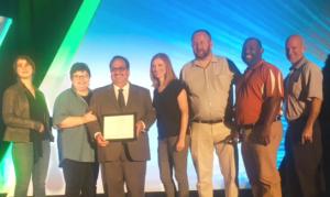 Housing Staff Award