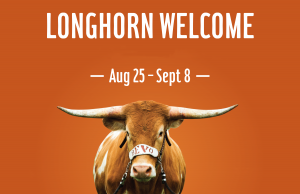 Longhorn Welcome