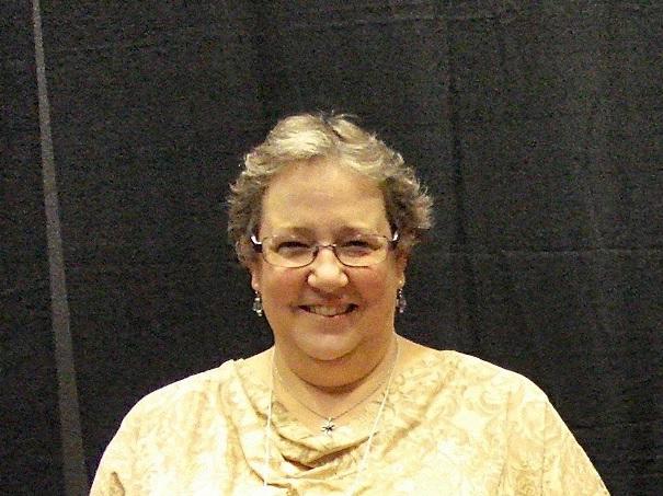 Marybeth Tomka, Head of Collections, TARL at UT Austin, 2015.