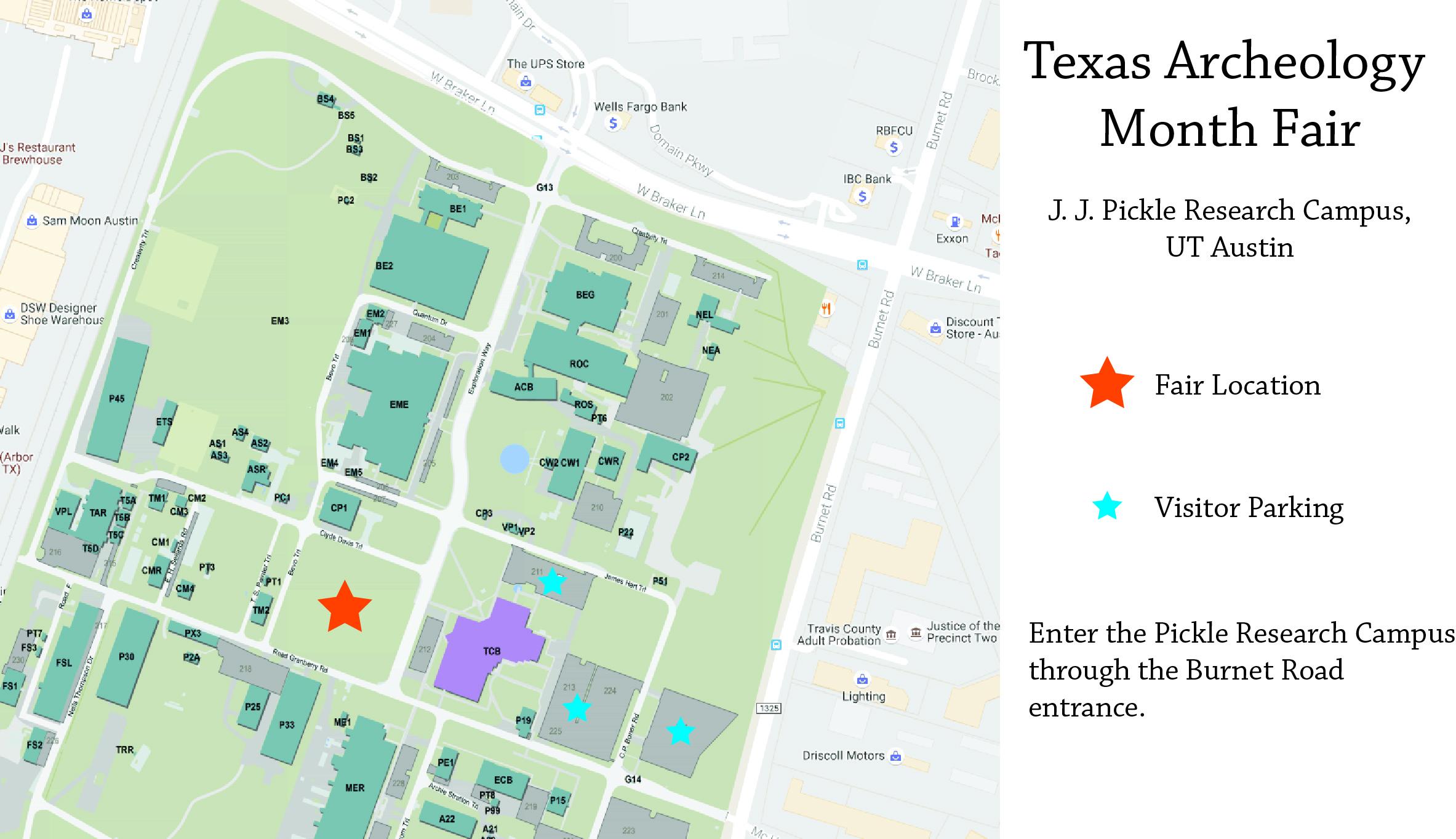 Texas Archeology Month Fair 2018 The Tarl Blog