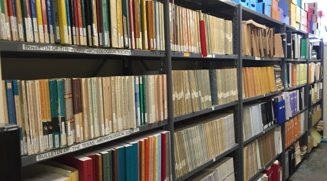 The Library Collections at TARL