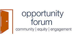 Community, equity, engagement banner