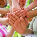 children's hands