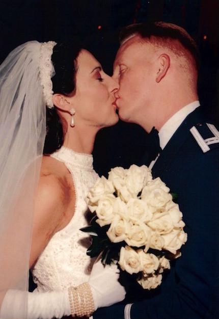 Anne and MJ Jackson wedding