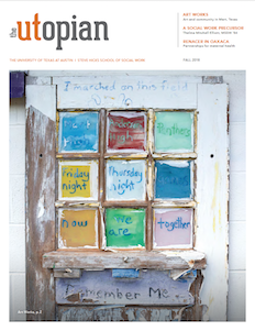 Cover of Fall 2018 issue
