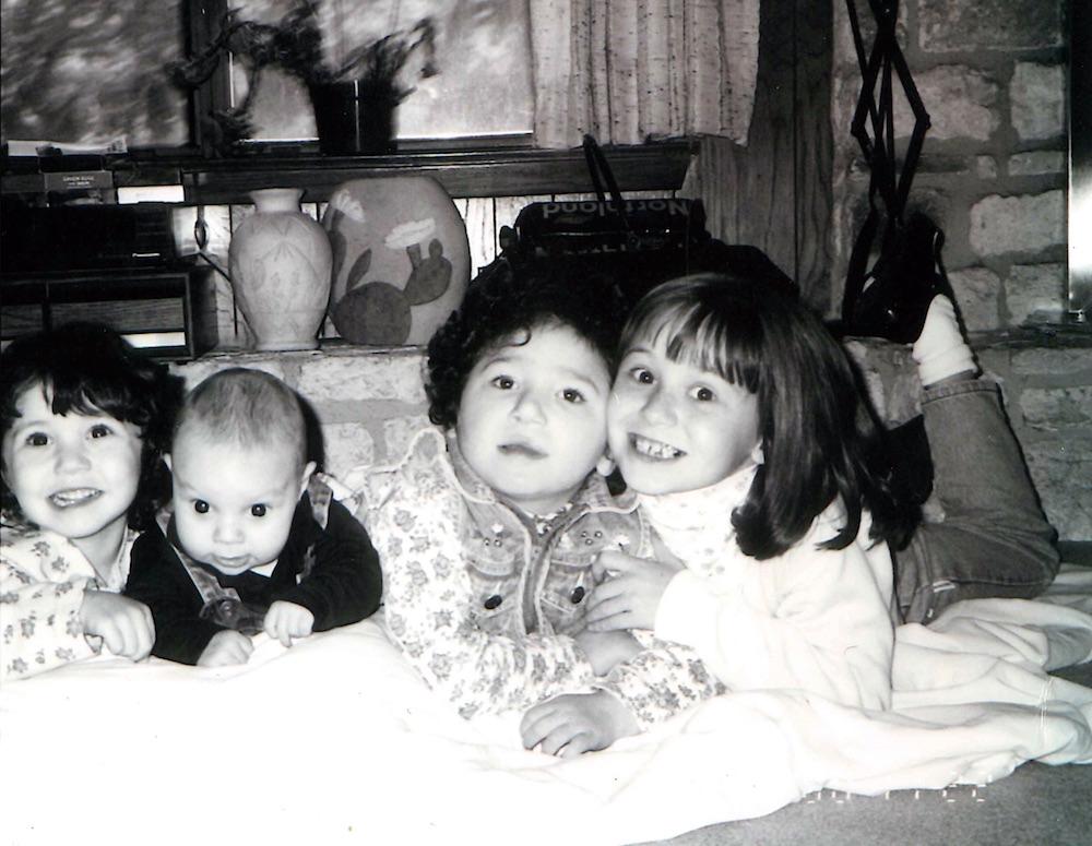 Caelan and siblings