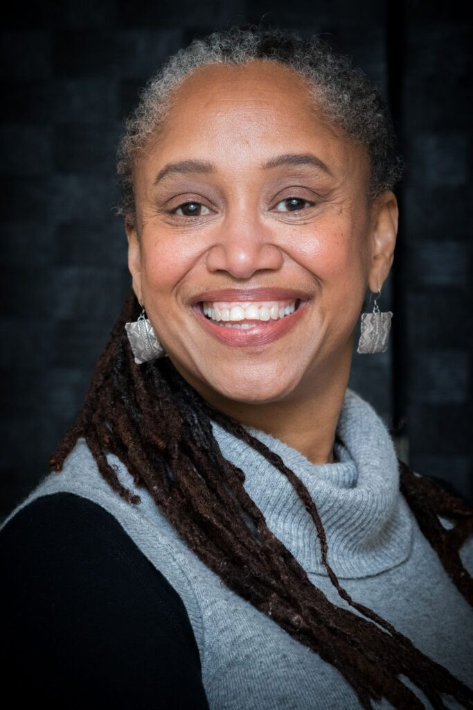 Michelle Rountree Headshot