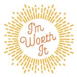 I am worth it graphic