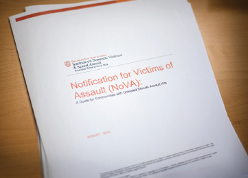 Cover of Nova report