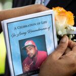 Mike Ramos Gravesite Ceremony