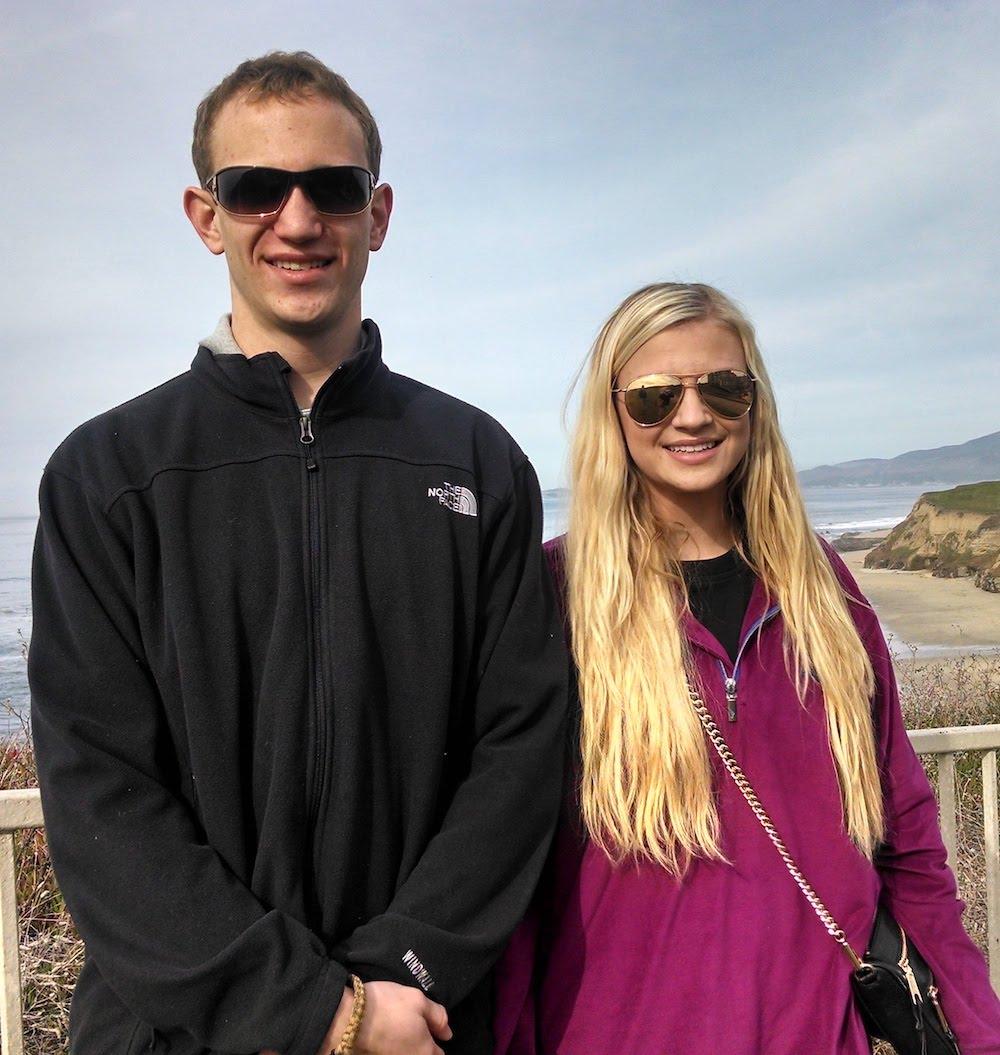 Megan and Matthew Szabo