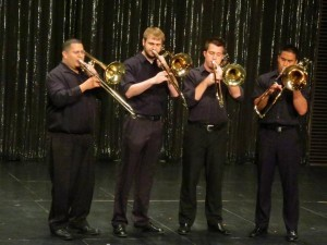 Northside Trombone Quartet