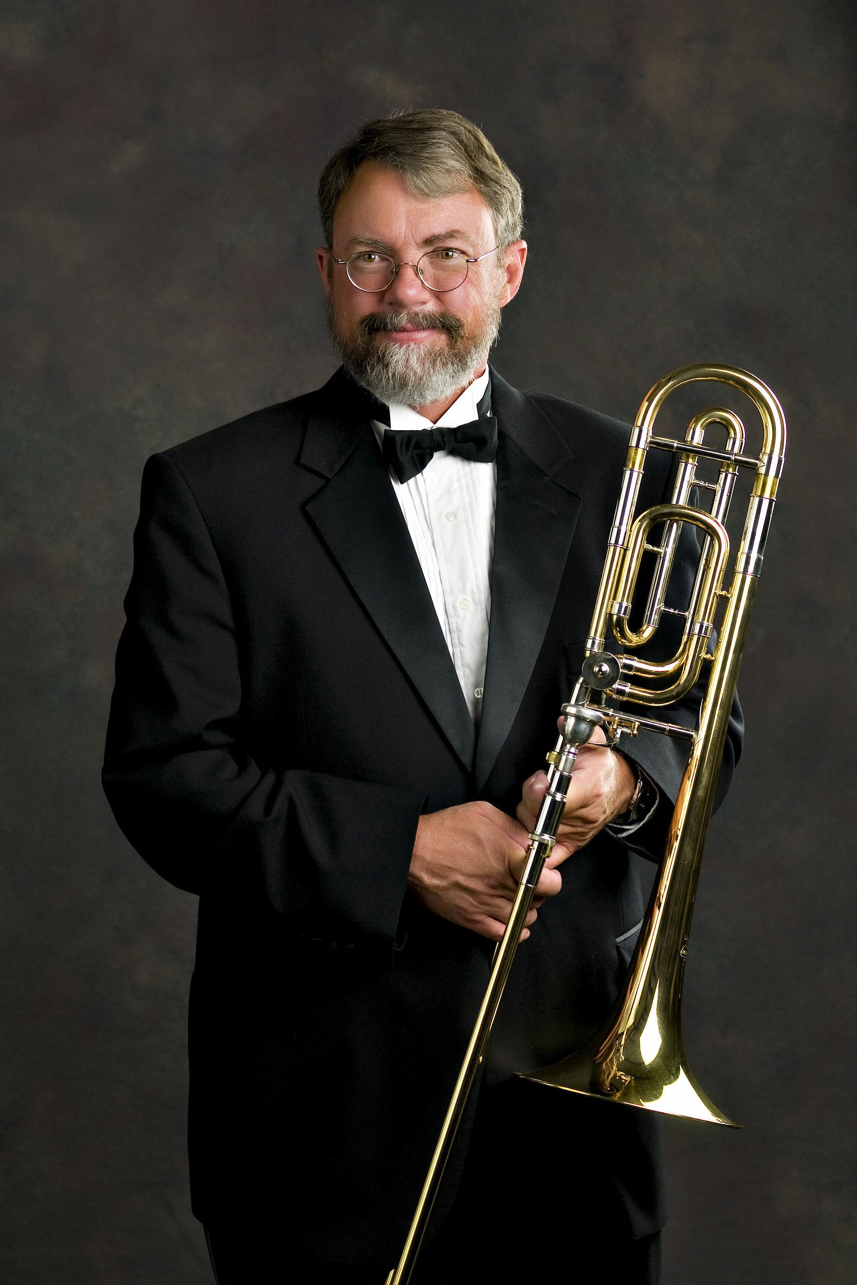 Boston Symphony Orchestra Low Brass In 2001 Left To Right Ron Barron