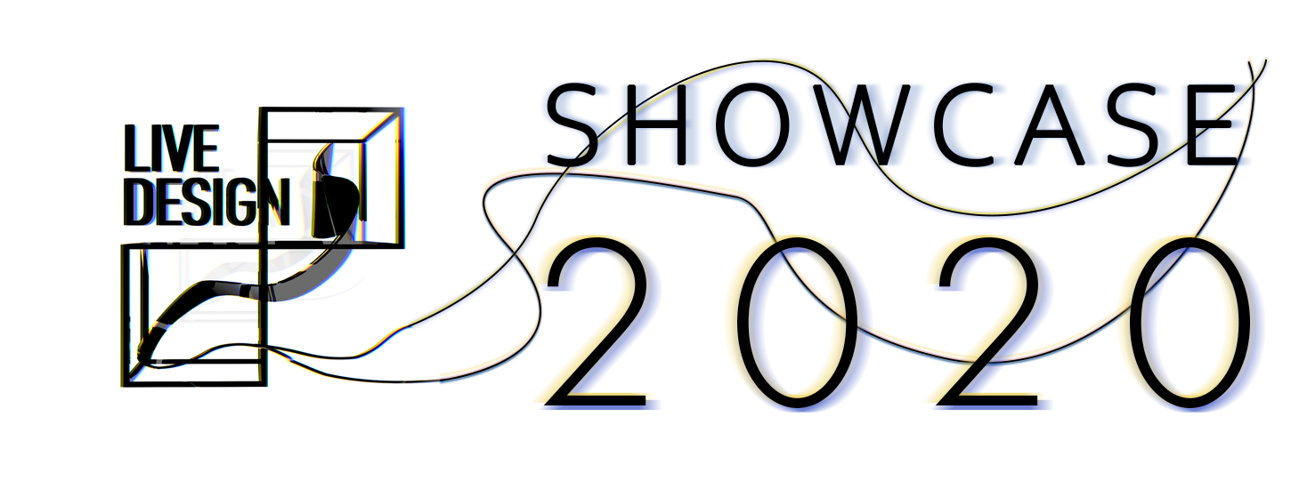 Live Design Showcase 2020