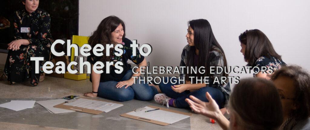 Header, Cheers to Teachers EDU PD series