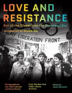 """Image of book cover for """"Love and Resistance"""""""