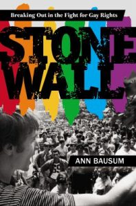 """Image of book cover for """"Stonewall Breaking Out in the Fight for Gay Rights"""""""