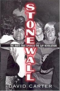 Image of book cover for Stonewall The Riots that Sparked the Gay Revolution