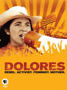 Image of Dolores documentary cover