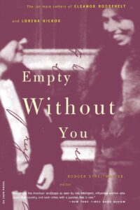Image of book cover of Empty without you