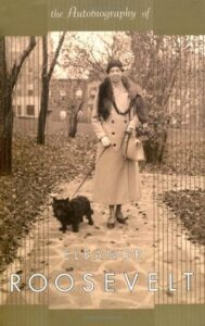 Image of the Cover of The Autobiography of Eleanor Roosevelt