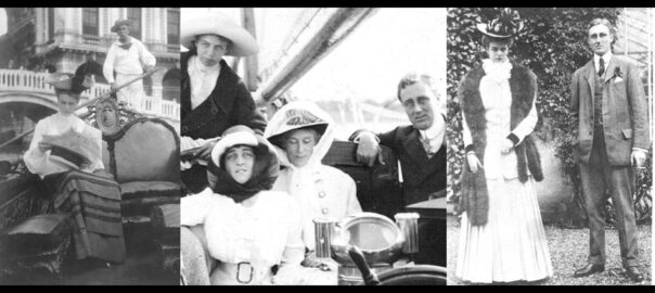 Public Domain images of Eleanor Roosevelt