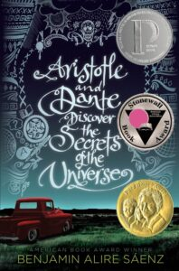 Image of Book Cover for Aristotle and Dante Discover the Secrets of the Universe