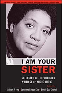 Image of book cover: I am your sister