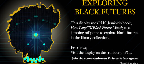 Promotional Image for Exploring Black Futures display
