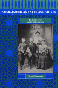 Arab-American Faces and Voices book cover