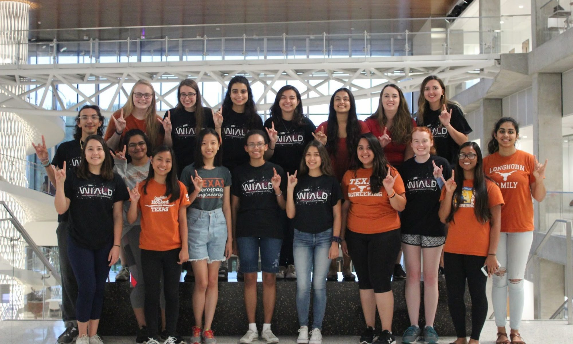 Women in Aerospace for Leadership and Development