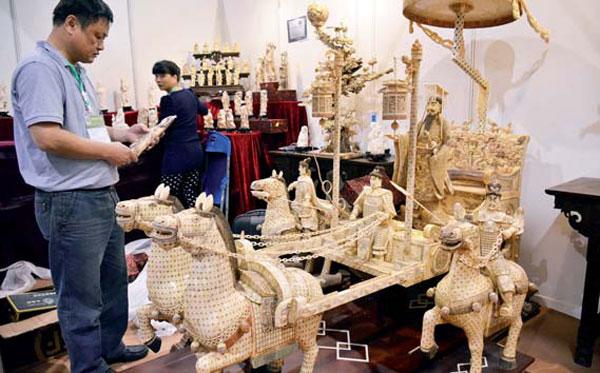 Ivory options trading