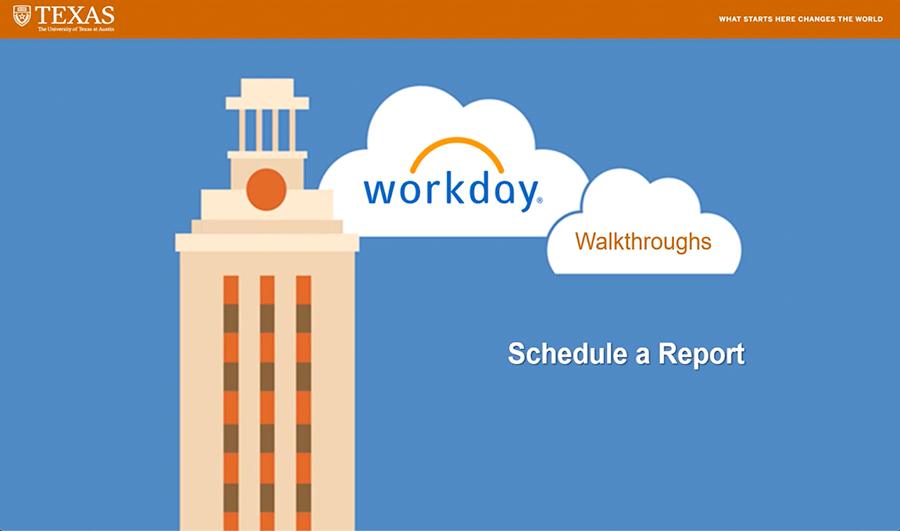 Workday Walkthrough video frame