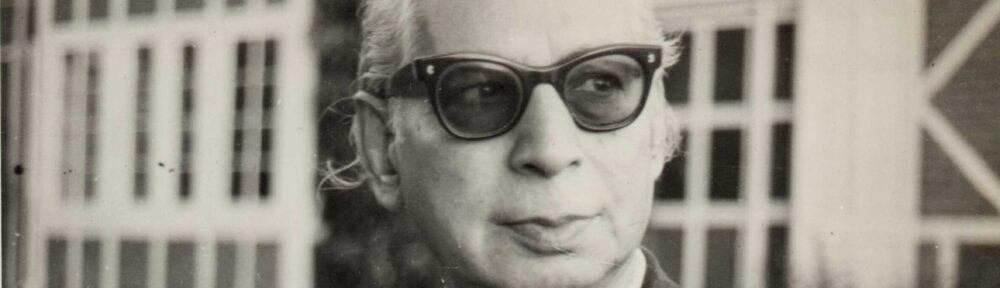 Photo of Sajjad Zaheer